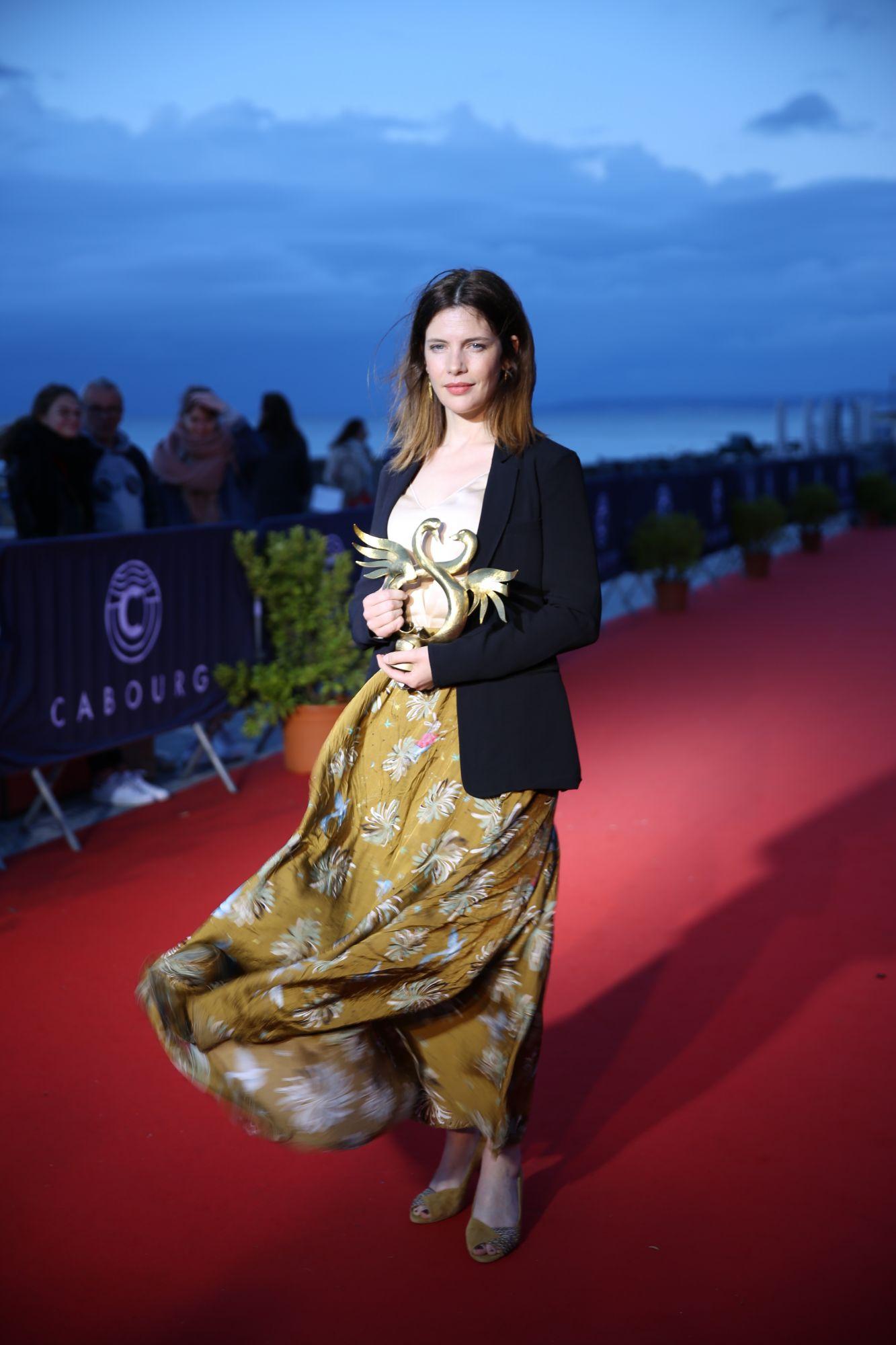 Judith Davis, Swann d'Or, ex æquo, du Meilleur Premier Film Romantique pour