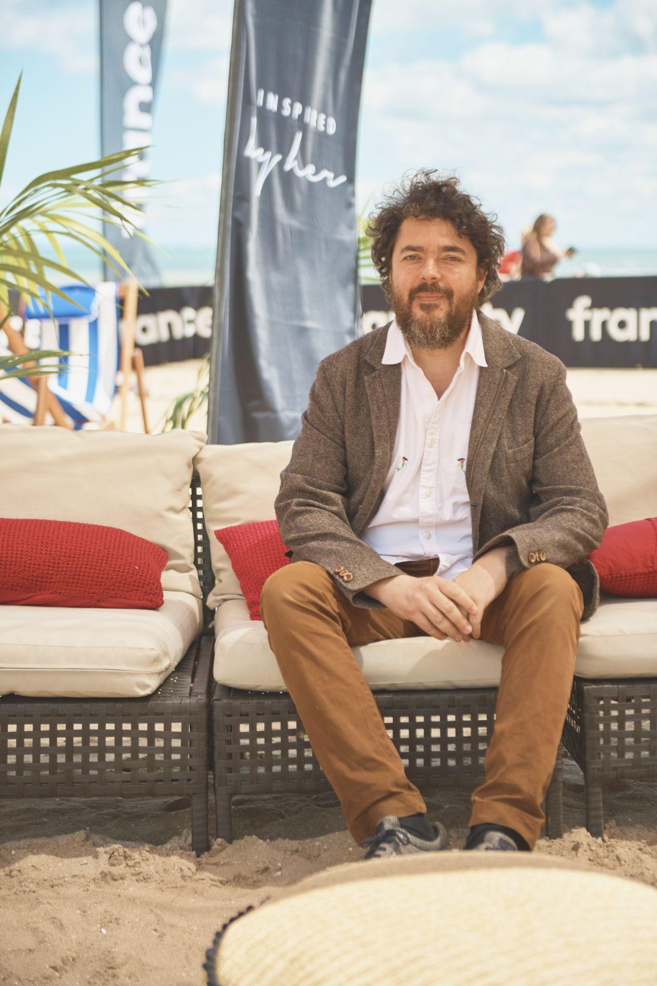Stéphane Batut (réalisateur) venu présenter